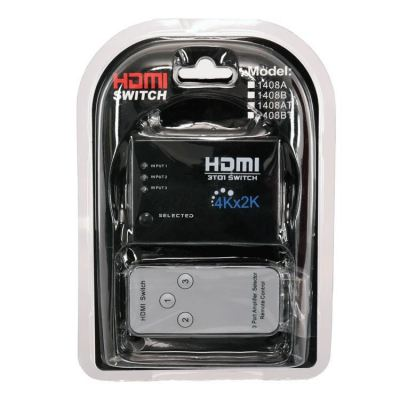 HDMI Switcher 3 in 1