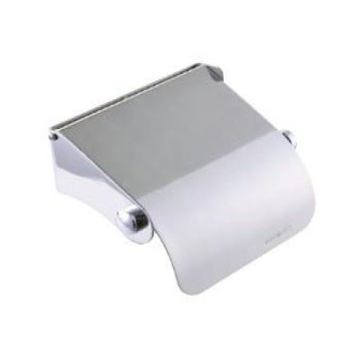 Rocconi RCN T02 Stainless Steel Paper Holder With Lid