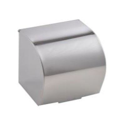 Rocconi RCN T03 Stainless Steel Paper Holder With Lid