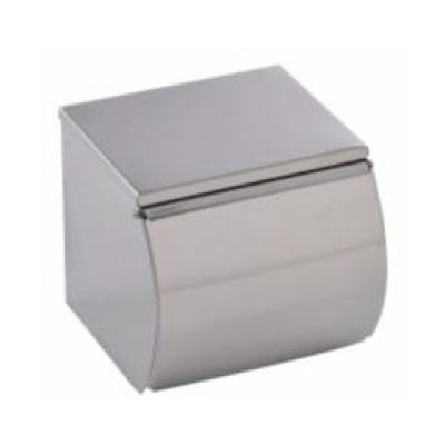 Rocconi RCN T06 Stainless Steel Paper Holder With Lid