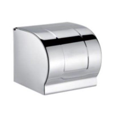 Rocconi RCN T07 Stainless Steel Paper Holder With Lid (large)