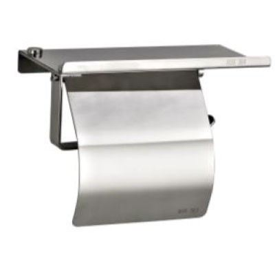 Rocconi RCN T09 Stainless Steel Paper Holder With Lid