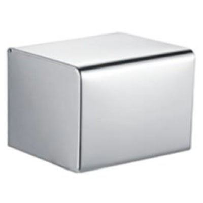 Rocconi RCN T10 Stainless Steel Paper Holder With Lid