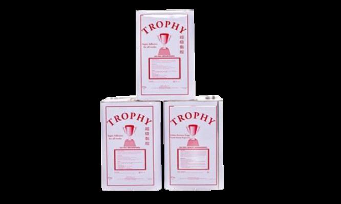 Trophy Industrial Spray Adhesive