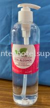 Hand Sanitizer 500 Ml (RM 35) Cleaning Equipment