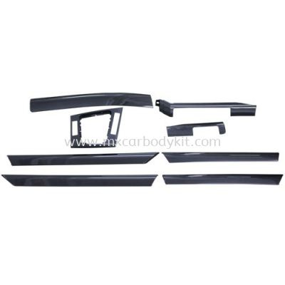 BMW 3 SERIES E46 INTERIOR PANEL W/CARBON LOOK (8PCS/SET)
