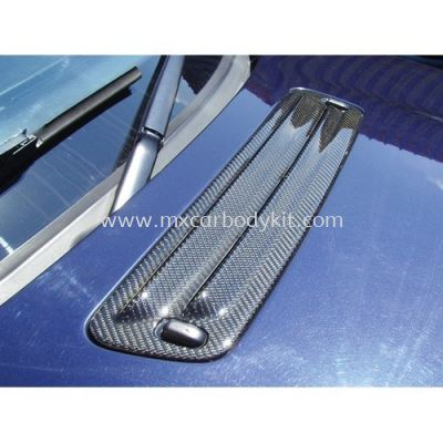 BMW 3 SERIES E46 M3 HOOD INTAKE COVER