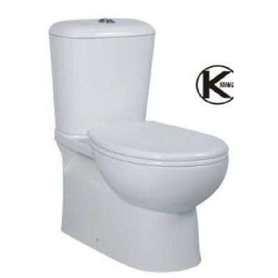 Inspire INS-6009B Two Piece Wash Down Water Closet