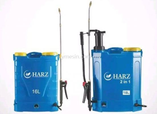 Harz HZ-343016/18 Hand Sprayer
