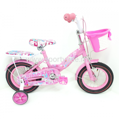 "12"" Girl Bike Hello Kid"