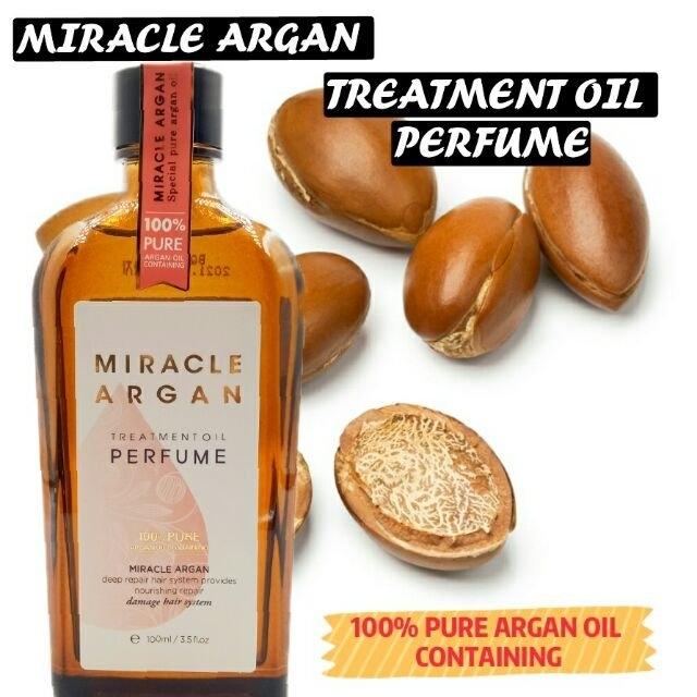 Miracle Argan Treatment Oil Perfume 100ML