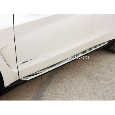 BMW X SERIES X5 F15 RUNNING BOARD ALUMINUM