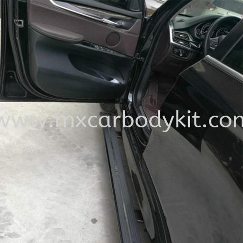 BMW X SERIES X5 F15 SIDE STEP / RUNNING BOARD WITH MOYORISED F15 (X5 SERIES) BMW