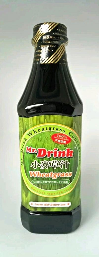 Mr Drink Wheatgrass Concentrate