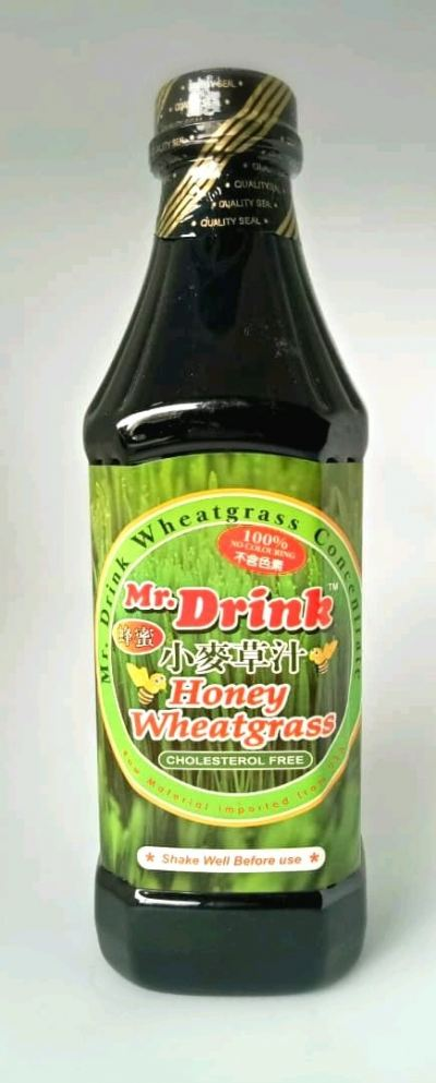 Mr Drink Honey Wheatgrass Concentrate