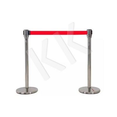 Stainless Steel Queue Up Stand