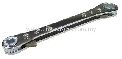ROTHENBERGER SQUARE RATCHET WRENCH