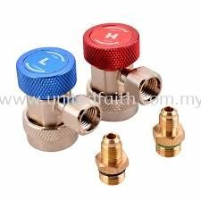 HIGH / LOW QUICK COUPLER