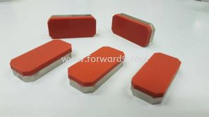 Silicone Coating on Top Steel Plate