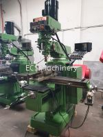 TOP WELL 5HP MILLING MACHINE