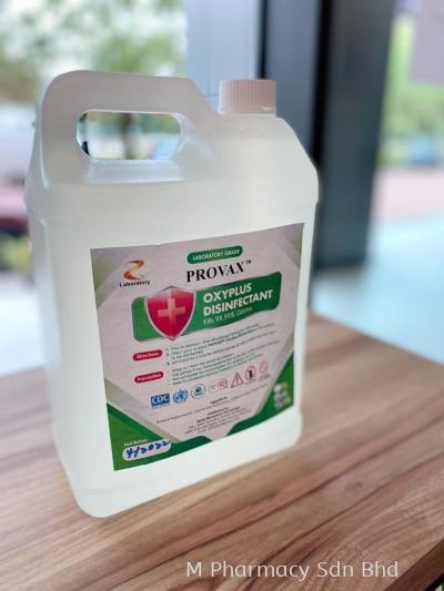 Provax Oxyplus Disinfectant (5L / 10L)