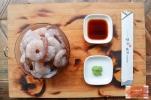 虾仁肉 Prawn Meat 三文鱼Salmon & Seafood海鲜