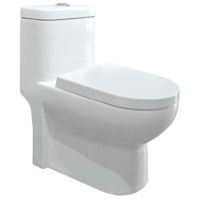 Pearl-W12504 Close Coupled Toilet