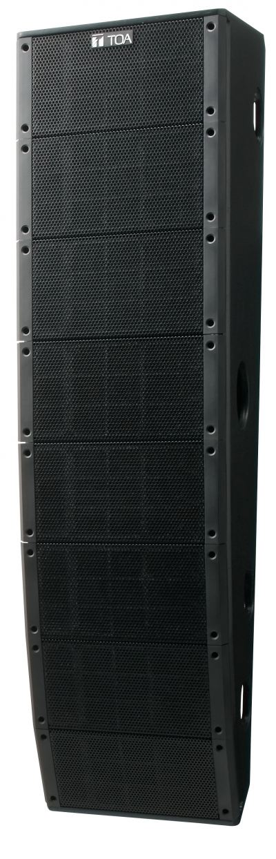 SR-T5. TOA Line Array Speaker. #AIASIA Connect