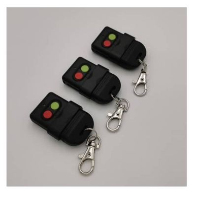 Autogate Accessories, DIP Switch 330MHz 2-CH Remote Control
