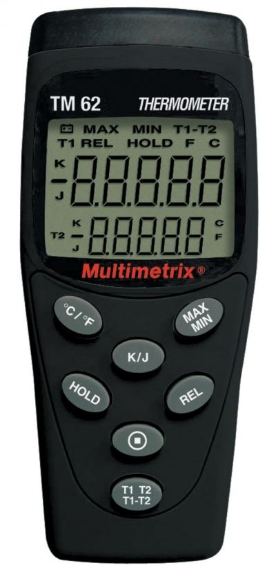 Contact Thermometers - TM62