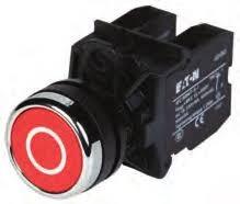 Flush Operator, A22 Series, Eaton Moeller