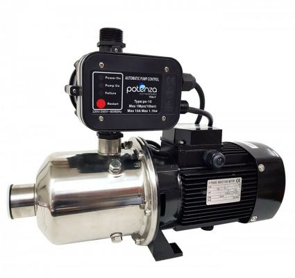 Potenza Stainless Steel Water Pump