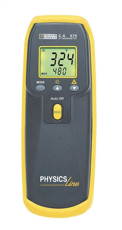 No-Contact Thermometers - C.A 876