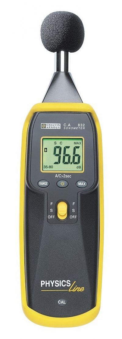 Sound-level Meters - C.A 832