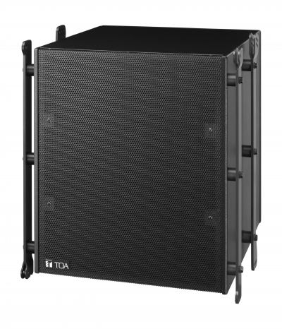 SR-C15B. TOA Line Array Speaker. #AIASIA Connect