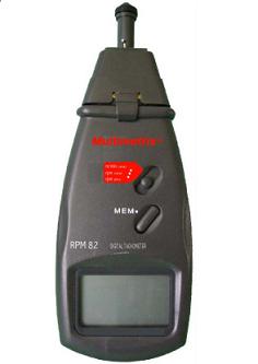 Tachometers - RPM82