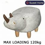 Rhino Cute baby Animal stool for sale super promotion price cash and carry wholesale