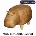 Hippo Cute baby Animal stool for sale super promotion price cash and carry wholesale