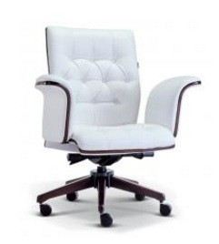 Grand Presidential low back chair AIM2183H (Wood)