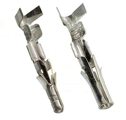 MEC Terminal Pin 5015H male & female