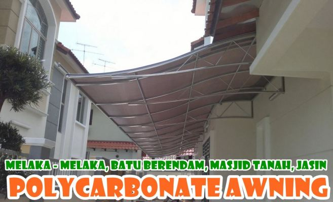 Polycarbonate Awning In Malacca