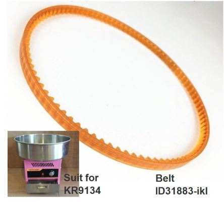 Belt for Cotton Candy Machine Spare Part Replacements ID31883-IKL