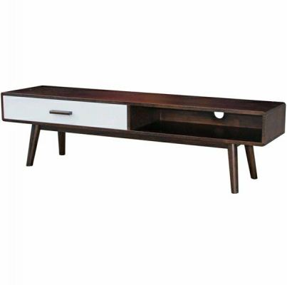 Full Solid quality Scandi Designer TV Cabinet 6feet
