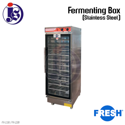 FRESH Fermenting Box (Stainless Steel) FX-11B / FX-22B