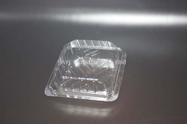 BENXON BAKERY CLEAR CONTAINER (BX-148L) (115X115X50)
