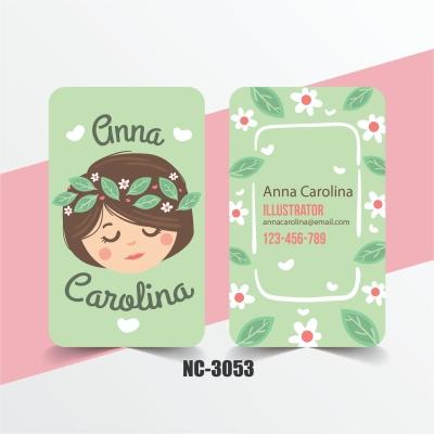 Flora Name Card - NC3053