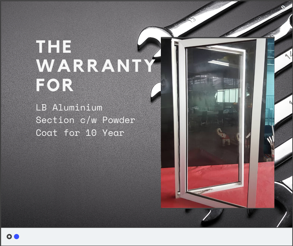 Warranty of Material