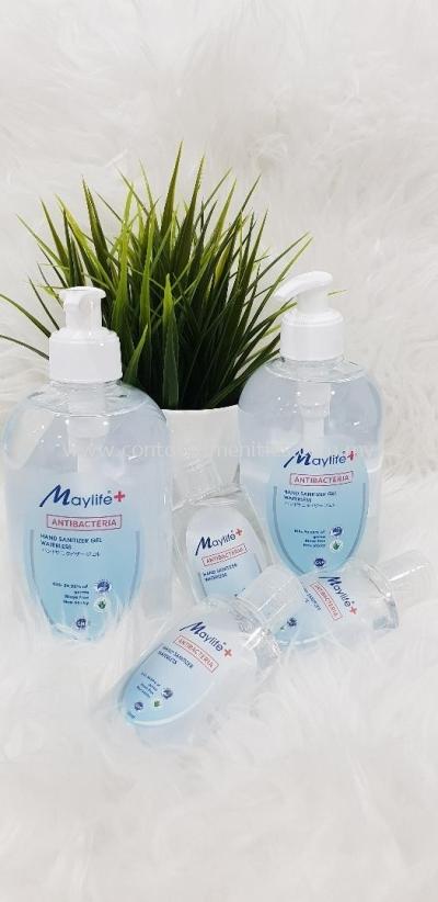 50ml & 500ml Hand Sanitizer (Alcohol-based)