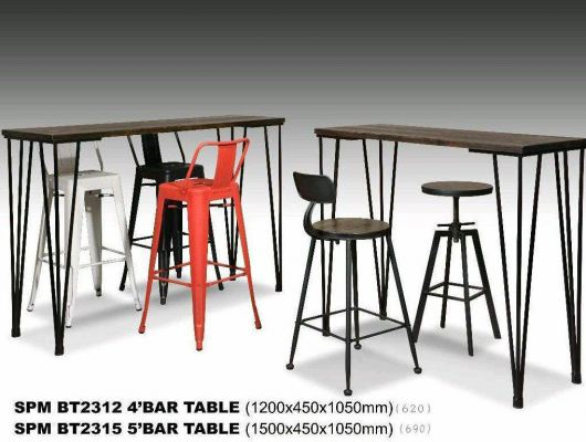 Bar Table Set with bar chairs