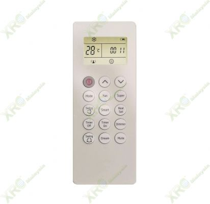 BKO-BMFOA 180 BEKO AIR CONDITIONING REMOTE CONTROL